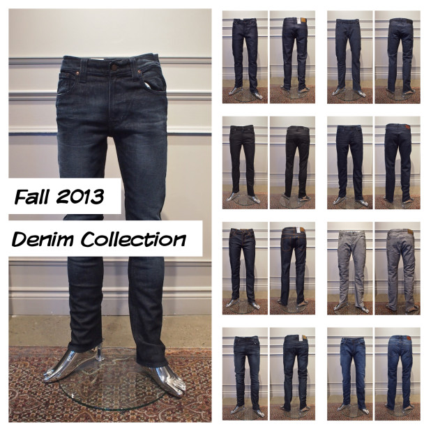 Fall 2013 New Arrivals: Denim Collection
