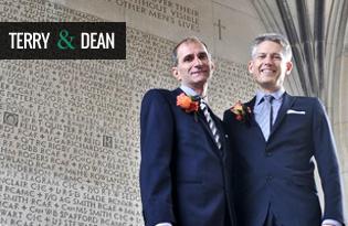 Terry & Dean