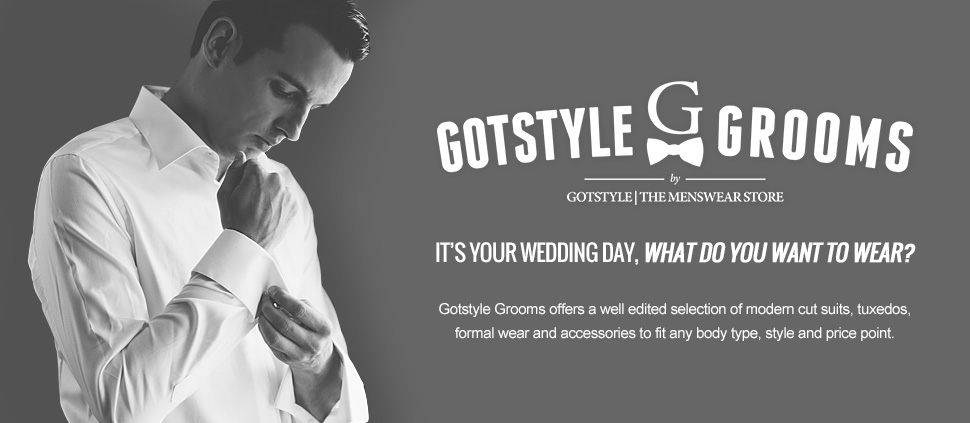 Gotstyle Grooms