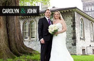 Carolyn & John