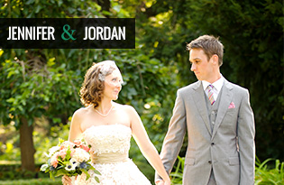 Jennifer & Jordan