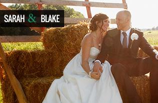 Sarah & Blake