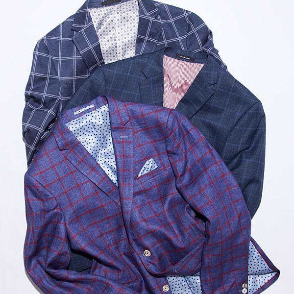 5-Spring-Essentials-For-Men-2015-check-blazer