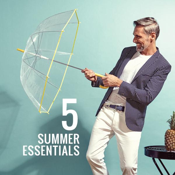 5-summer-essentials