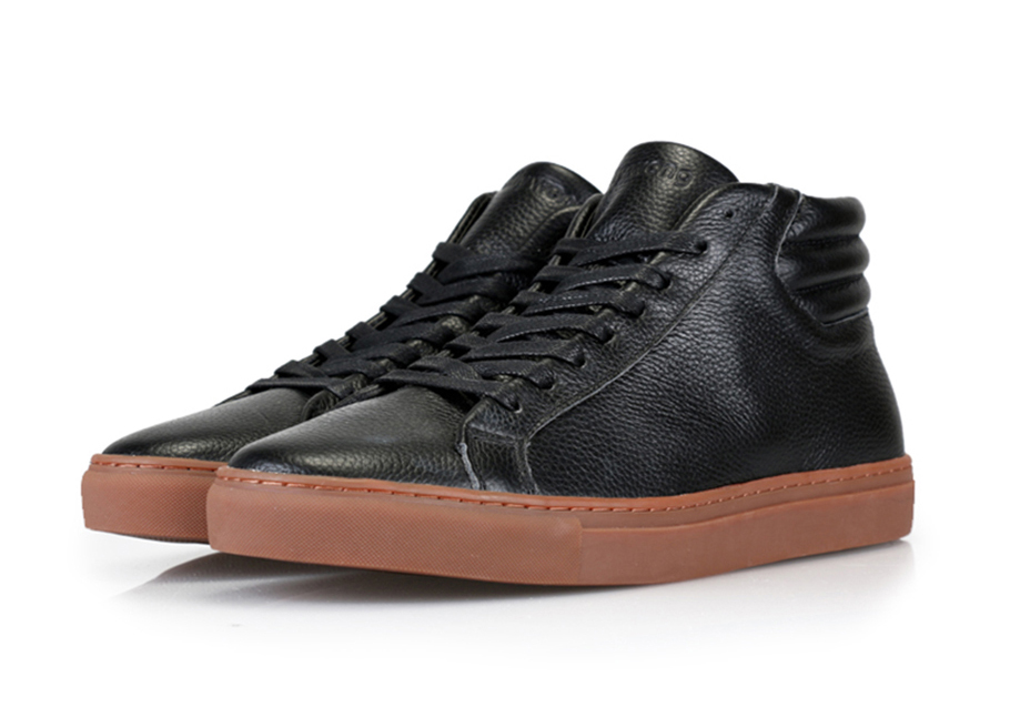Sully Wong - SWJ 5 Mid Leather Sneaker