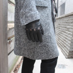 Quill & Tine - Lawrence Touchscreen Driver Glove w Cashmere Lining $160
