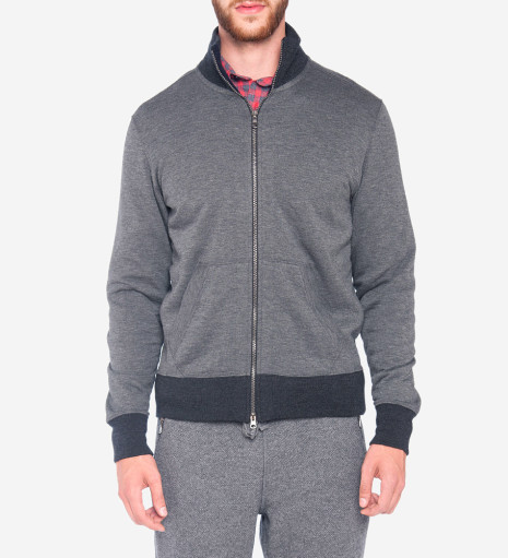 MENS-SWEATER-BENSON-BE-WS03-FW15-CHARCOAL-FRONT