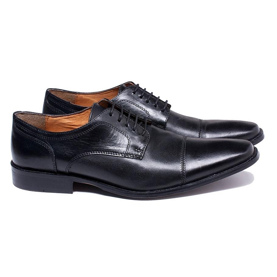 Gotstyle Five Eye  Cap Toe Derby Shoe $225