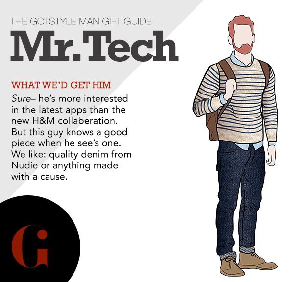 Gotstyle Man Gift Guide Marketing Tech Guy