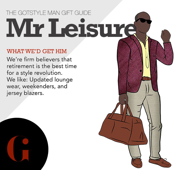 Gotstyle Man Gift Guide Retired