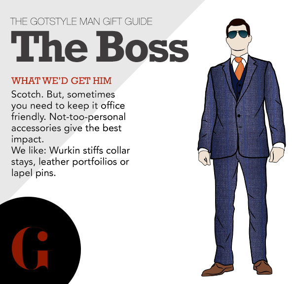 Gotstyle Man Gift Guide Boss