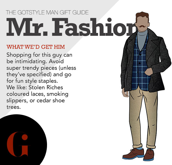 Gotstyle Man Gift Guide