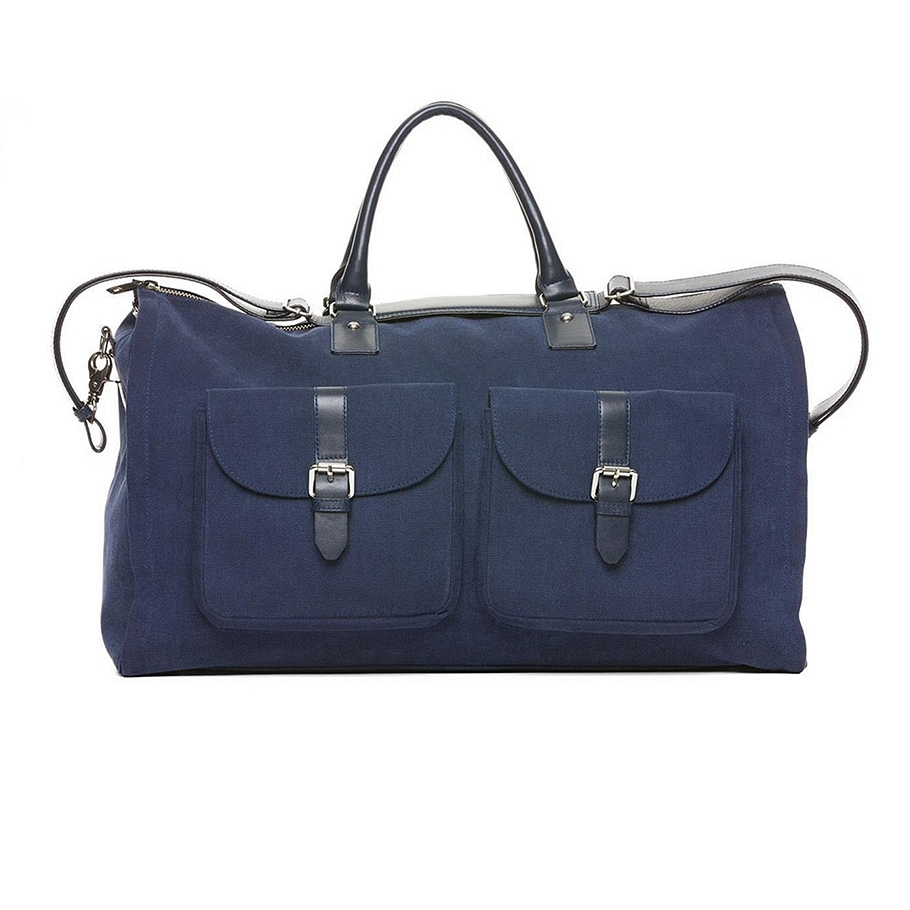 Hook & Albert Garment Weekender $489