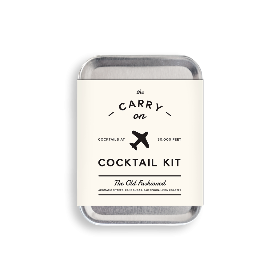 W&P Design Carry on Cocktail Kit $24