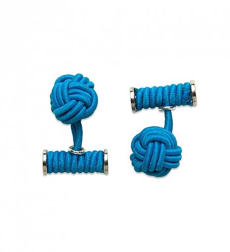 Hook + Albert Elastic Knot Cufflinks $30