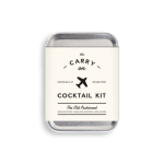 W&P Old Fashioned Carry On Cocktail Kit $24