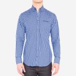 Blue Industry - Mini Gingham Shirt