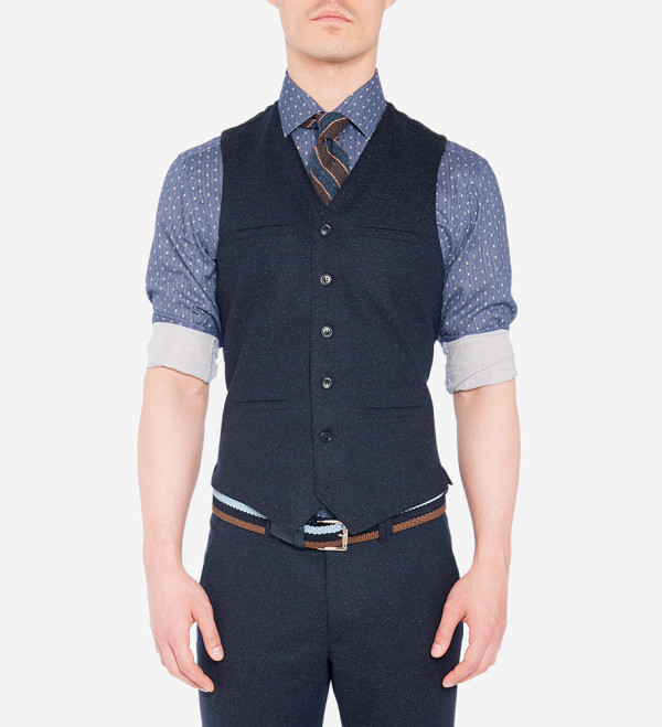 Horst - Donegal Tweed Waistcoat
