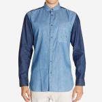 Zanerobe - Denmix Colour Block Shirt